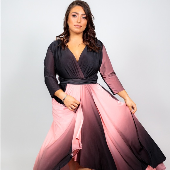 Plus Size 'Alexandra' Goddess Dress Boutique